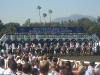 Racing at Santa Anita Park, California