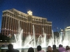 Water Show outside the Bellagio in Las Vegas