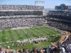 NFL: Jets @ Raiders. Oakland, California.