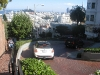 The Crookedest Street in the World - Lombard St, San Francisco