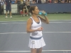 Camille Pin, US Open 2008