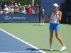 Agnieszka Radwanska, US Open 2008