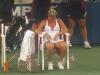 Maria Elena Camerin, US Open 2008