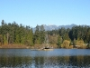 The Lost Lagoon, Stanley Park, Vancouver
