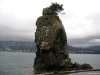 Siwash Rock, Vancouver