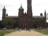 The Smithsonian Castle, Washington DC