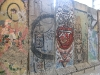 Part of the Berlin Wall at The Newseum, Washington DC