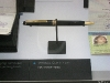 Murdered journalist Veronica Guerin's pen at The Newseum, Washington DC